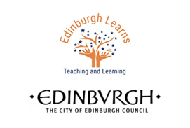 Edinburgh Learns logo